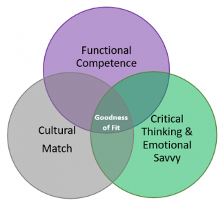 Executive Search Goodness of Fit Model 2